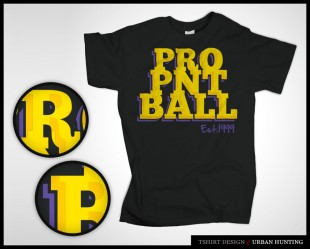 Pro Paintball // T Shirt
