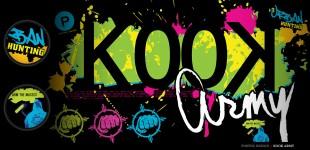Poster Design // Kook Army